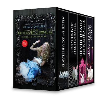 The White Rabbit Chronicles Boxed Set: Alice in Zombieland, Through the Zombie Glass, the Queen of Zombie Hearts, a Mad Zombie Party Cover Image