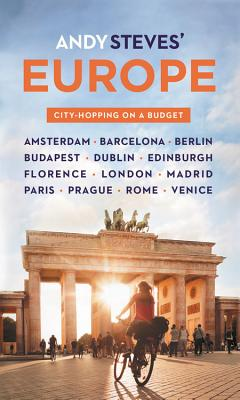 Andy Steves' Europe: City-Hopping on a Budget Cover Image
