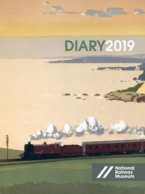 National Railway Museum Pocket Diary 2019 Cover Image