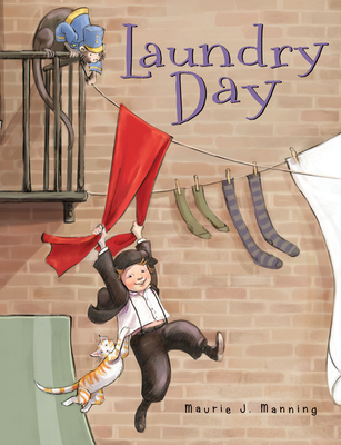 Laundry Day Cover