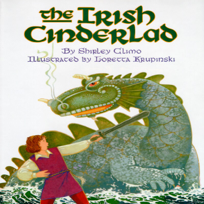 The Irish Cinderlad Cover Image