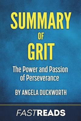 Summary of Grit: Includes Key Takeaways & Analysis Cover Image