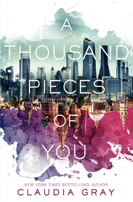 A Thousand Pieces of You (Firebird #1) Cover Image