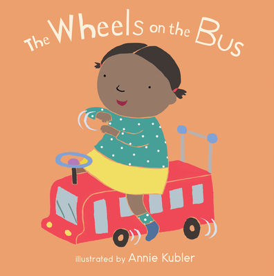 The Wheels on the Bus (Baby Board Books) Cover Image