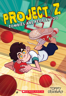 Zombies Are People, Too (Project Z #2) Cover Image