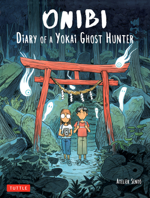 Onibi: Diary of a Yokai Ghost Hunter Cover Image