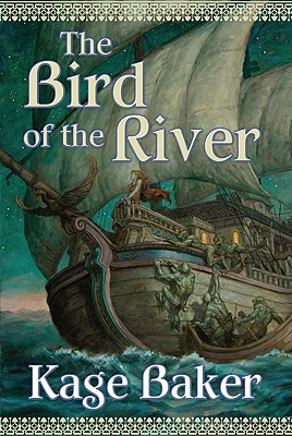 The Bird of the River Cover