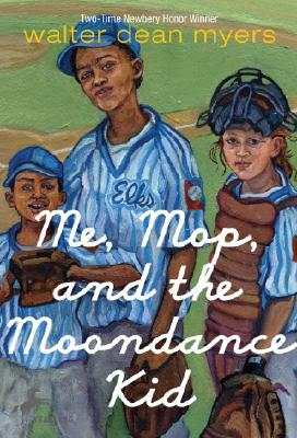 Me, Mop, and the Moondance Kid Cover