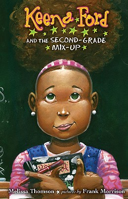 Keena Ford and the Second-Grade Mix-Up Cover Image