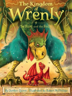 The Bard and the Beast (The Kingdom of Wrenly #9) Cover Image