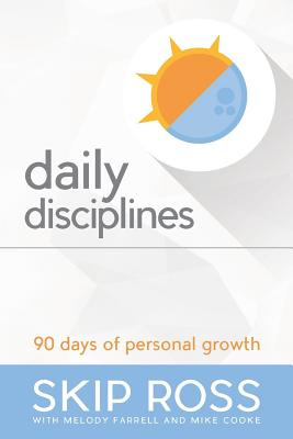 Daily Disciplines: 90 Days of Personal Growth Cover Image