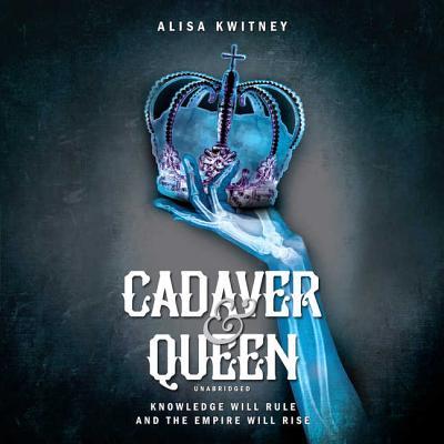 Cover for Cadaver & Queen Lib/E