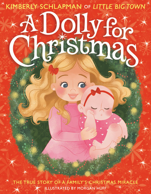 A Dolly for Christmas: The True Story of a Family's Christmas Miracle Cover Image
