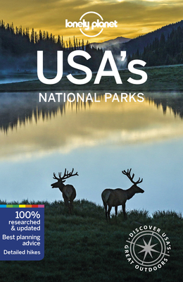 Lonely Planet Usa's National Parks (Travel Guide) Cover Image