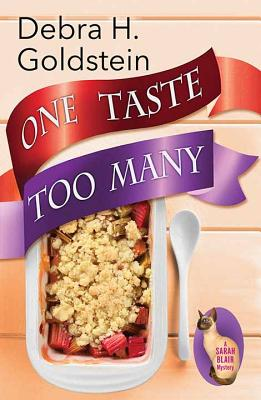 One Taste Too Many: A Sarah Blair Mystery Cover Image