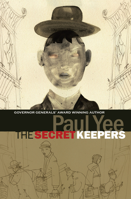 The Secret Keepers Cover