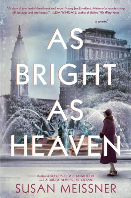 Cover for As Bright as Heaven