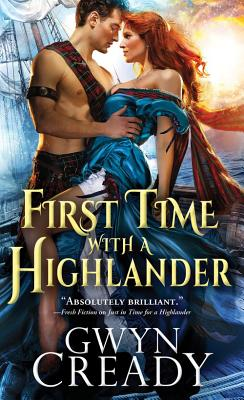 First Time with a Highlander Cover