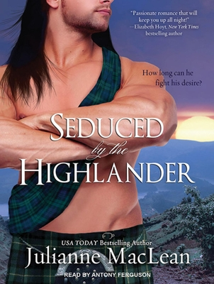 Seduced by the Highlander Cover