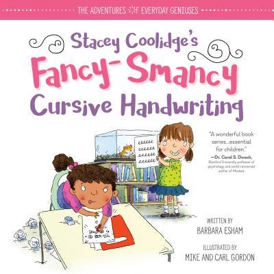 Stacey Coolidge Fancy-Smancy Cursive Handwriting by Barbara Esham