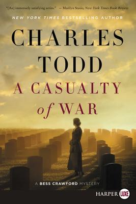 A Casualty of War: A Bess Crawford Mystery (Bess Crawford Mysteries #9) cover