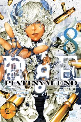 Cover for Platinum End, Vol. 8