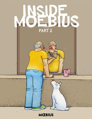 Moebius Library: Inside Moebius Part 2 Cover Image