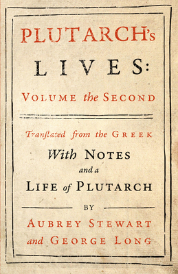 Plutarch's Lives - Vol. II Cover Image