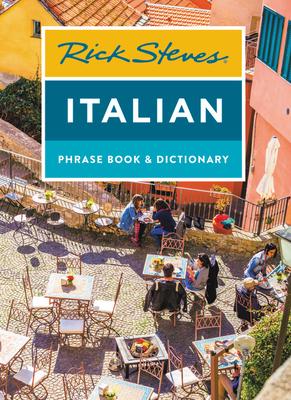 Rick Steves Italian Phrase Book & Dictionary (Rick Steves Travel Guide) Cover Image
