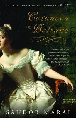 Casanova in Bolzano Cover