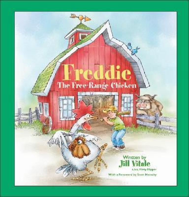 Freddie the Free-Range Chicken Cover