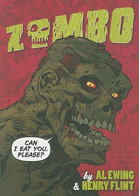 Cover for Zombo