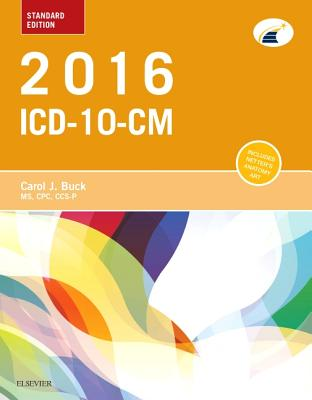 2016 ICD-10-CM Standard Edition Cover Image