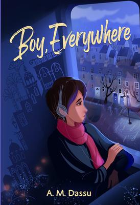 Boy, Everywhere Cover Image