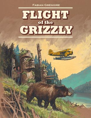 Flight of the Grizzly Book Cover