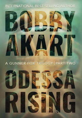 Odessa Rising: A Terrorism Thriller Cover Image