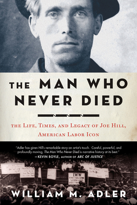 The Man Who Never Died Cover