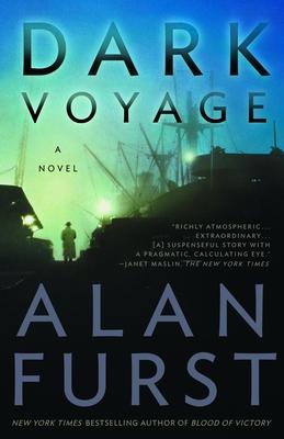 Dark Voyage Cover Image