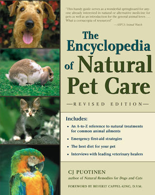 Cover for The Encyclopedia of Natural Pe