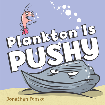 Plankton Is Pushy Cover Image