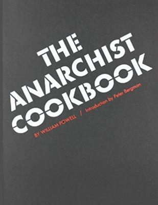 The Anarchist Cookbook Cover Image