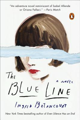 The Blue Line: A Novel Cover Image