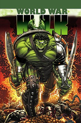 WWH - World War Hulk cover image