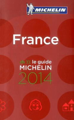 Michelin Guide France (in French) Cover