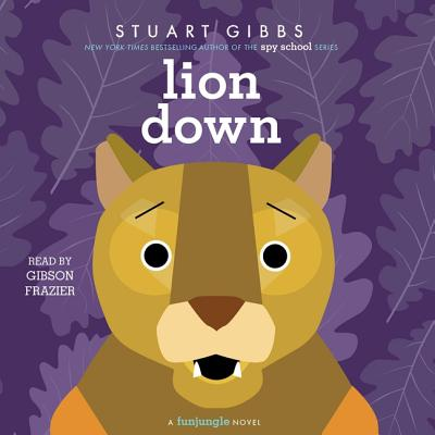 Lion Down Cover Image