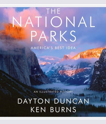 The National Parks: America's Best Idea Cover Image
