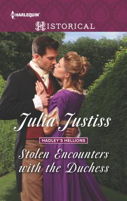 Stolen Encounters with the Duchess Cover