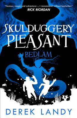 Bedlam (Skulduggery Pleasant #12) Cover Image