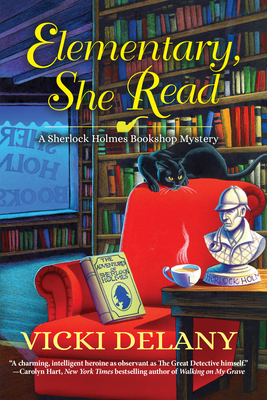Elementary, She Read Cover