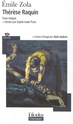 Therese Raquin (Folio Plus Classique) Cover Image